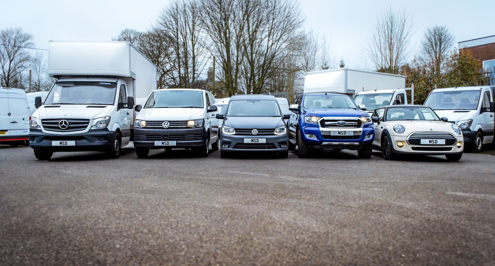Cover Image - Vehicles for Hire